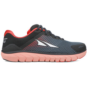 Altra Provision 4 Running Shoes Women black/coral/pink